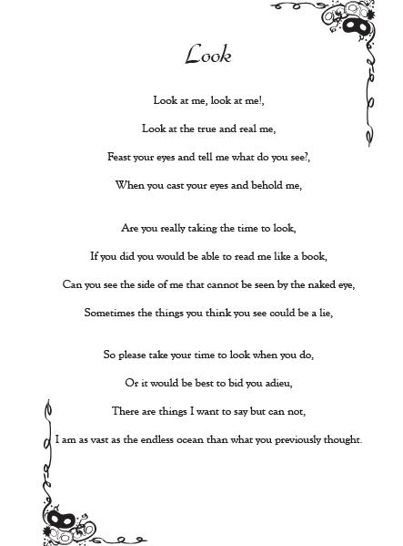 Look poem