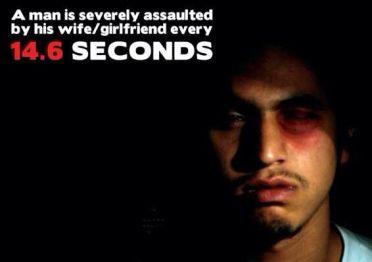 male domestic violence