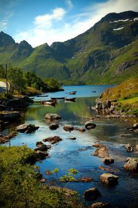 norway, lofoten islands