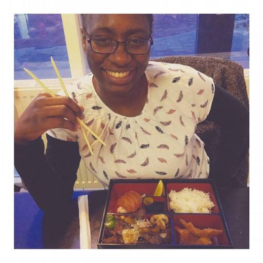 Eating at the korean restaurant.jpg